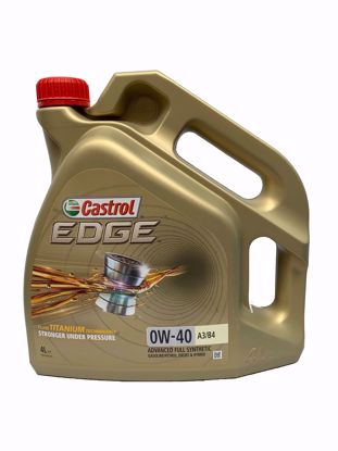 Picture of Castrol Edge 0w40