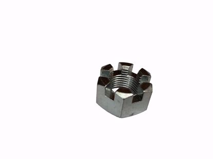 """Picture of Slotted Nut 5/8"""" UNF"""