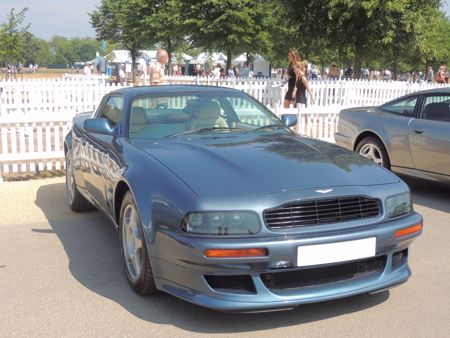 Picture for category Vantage, V8 Coupe and Volante