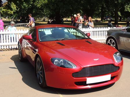 Picture for category V8 Vantage